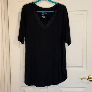 Black Torrid Tunic